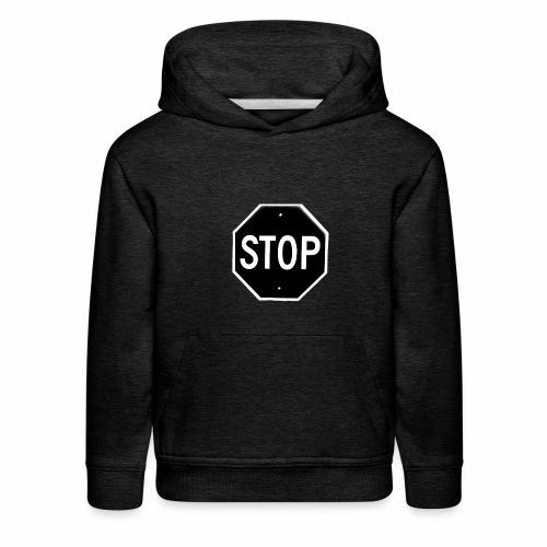 Stop 1 - Kids' Premium Hoodie