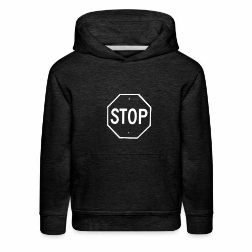 Stop 2 - Kids' Premium Hoodie