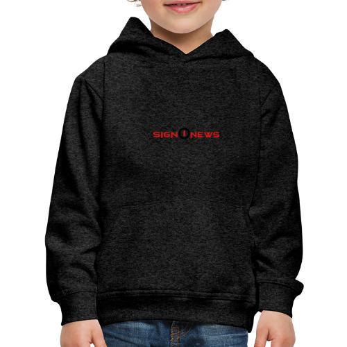 Sign1 Fashion - Kids' Premium Hoodie
