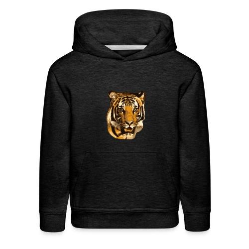 Tiger - Kids' Premium Hoodie