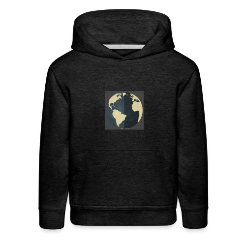 The world as one - Kids' Premium Hoodie