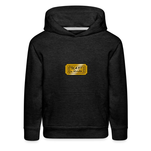 Ticket to heaven - Kids' Premium Hoodie