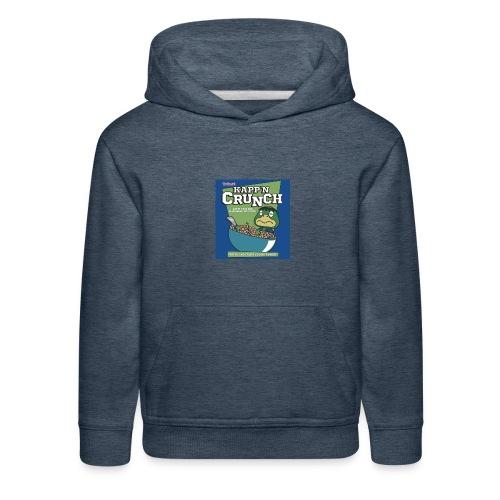 Kapp'n Crunch - Kids' Premium Hoodie