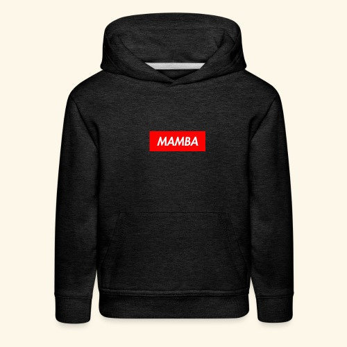Supreme Mamba - Kids' Premium Hoodie