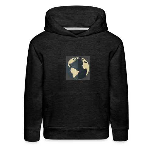 The world as one - Kids' Premium Hoodie