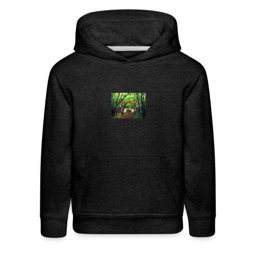 MOOSEMILK to high - Kids' Premium Hoodie