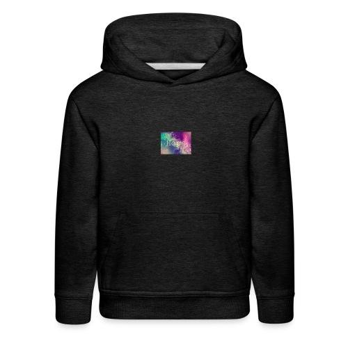 hope - Kids' Premium Hoodie