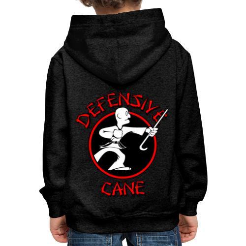 Defensive Cane - Kids' Premium Hoodie