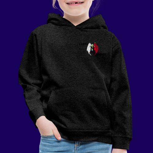 ChaosNConquer Design Logo - Kids' Premium Hoodie