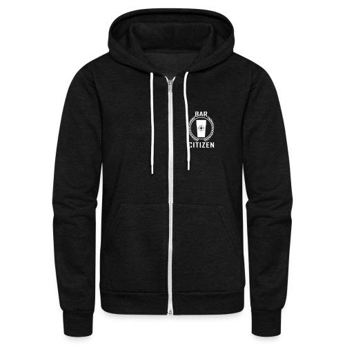 New Bar Citizen - Unisex Fleece Zip Hoodie