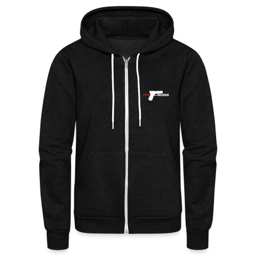 no name - Unisex Fleece Zip Hoodie
