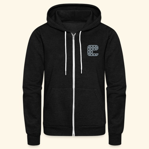 new Idea 12615662 - Unisex Fleece Zip Hoodie