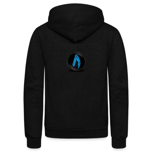 LBV Winger Merch - Unisex Fleece Zip Hoodie