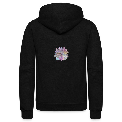 CrystalMerch - Unisex Fleece Zip Hoodie