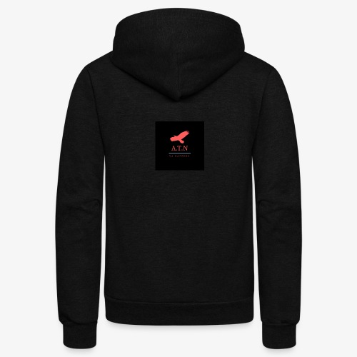 ATN exclusive made designs - Unisex Fleece Zip Hoodie