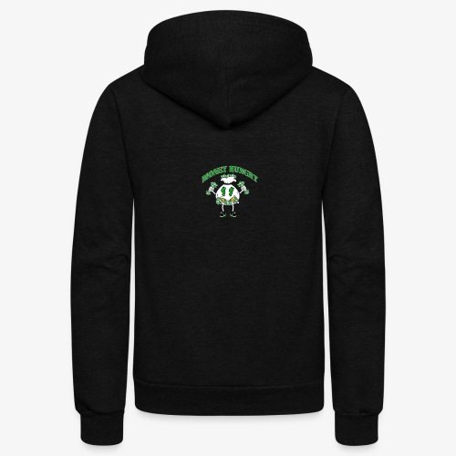 Money Hungry - Unisex Fleece Zip Hoodie