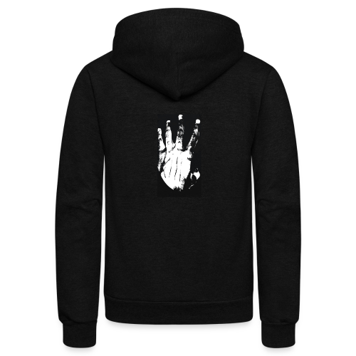 Xxxtentacion kill hand - Unisex Fleece Zip Hoodie