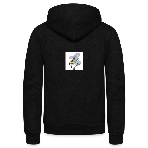 NeVeREnDiNg - Unisex Fleece Zip Hoodie