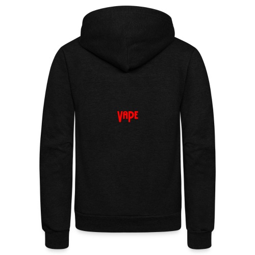 Vape Apparel - Unisex Fleece Zip Hoodie