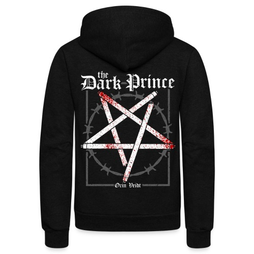 Orin Veidt The Dark Prince - Unisex Fleece Zip Hoodie