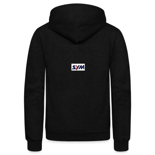 download_-7- - Unisex Fleece Zip Hoodie