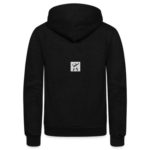 back to school 2nd design - Unisex Fleece Zip Hoodie