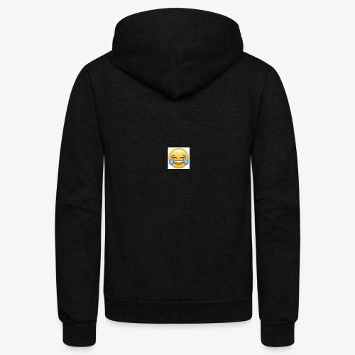 its real - Unisex Fleece Zip Hoodie