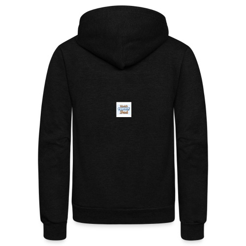 Coolest Dad - Unisex Fleece Zip Hoodie