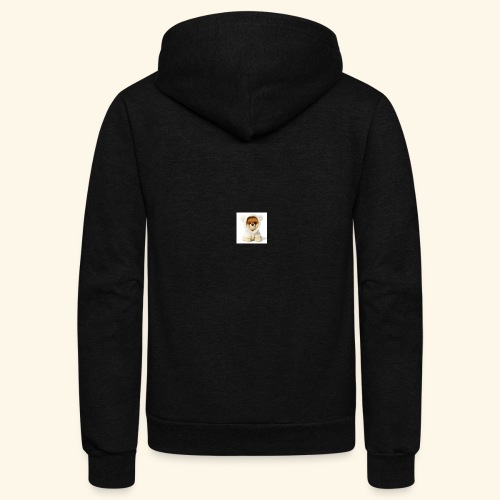 download 3 - Unisex Fleece Zip Hoodie