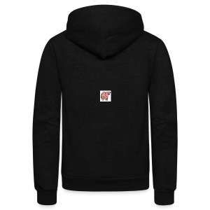 This is a cool brand and I just like it. - Unisex Fleece Zip Hoodie