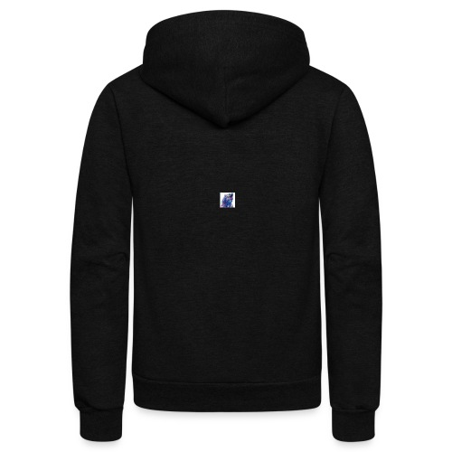 stylish - Unisex Fleece Zip Hoodie