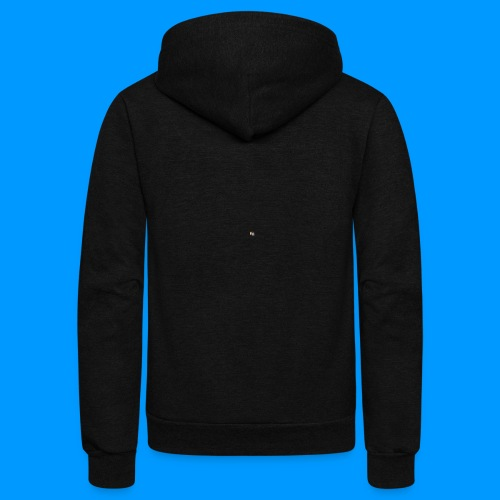 the blury picture - Unisex Fleece Zip Hoodie