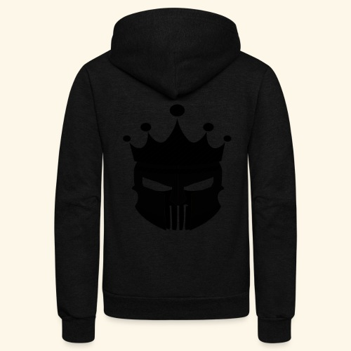 King Of Gainz - Unisex Fleece Zip Hoodie