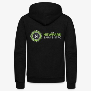 Local Supporter's Apparel - Unisex Fleece Zip Hoodie