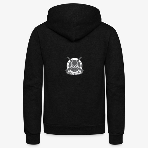 Tactical Sergeant - Unisex Fleece Zip Hoodie
