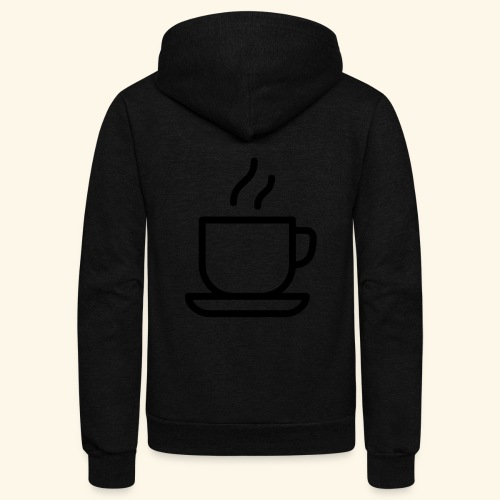 Everyday Tea - Unisex Fleece Zip Hoodie