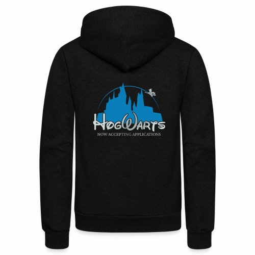 Castle Mashup - Unisex Fleece Zip Hoodie