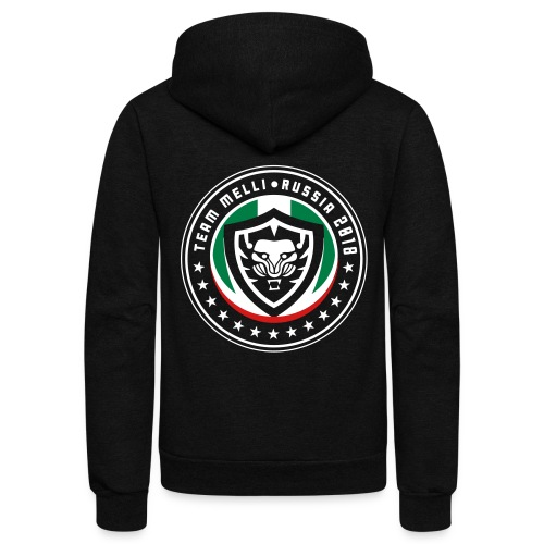 Team Melli Immortals - Unisex Fleece Zip Hoodie