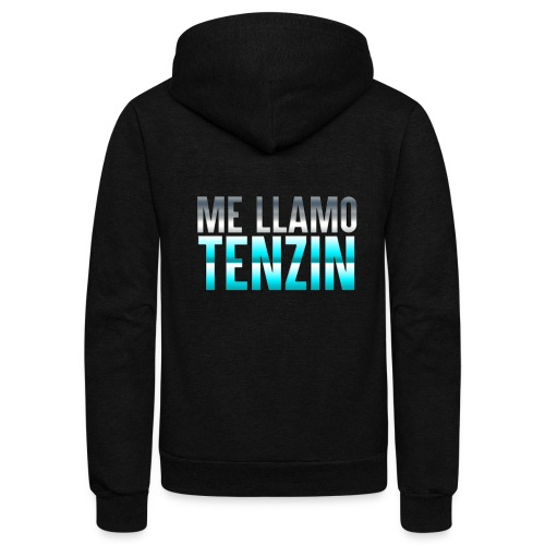 ITZTENZ'S MERCH - Unisex Fleece Zip Hoodie