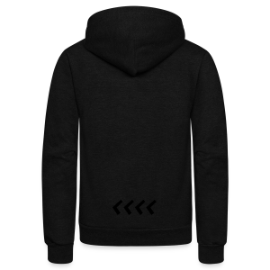 Marzee Logo - Unisex Fleece Zip Hoodie