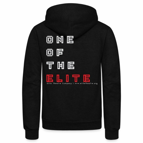 8bit of the Elite - Unisex Fleece Zip Hoodie