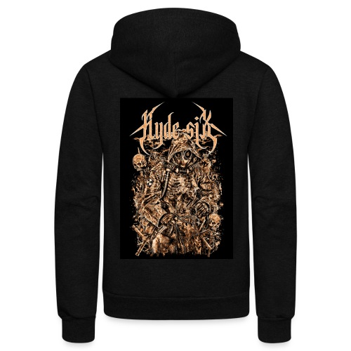 Hyde six - Unisex Fleece Zip Hoodie