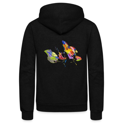 Bird - Unisex Fleece Zip Hoodie