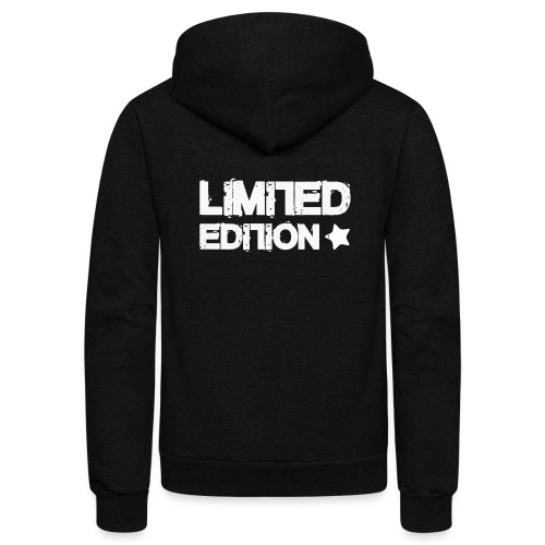 Limited Edition - Unisex Fleece Zip Hoodie