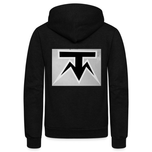 TMoney - Unisex Fleece Zip Hoodie