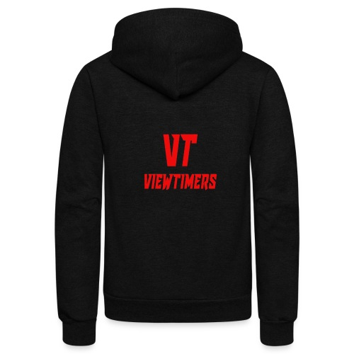 ViewTimers Merch - Unisex Fleece Zip Hoodie