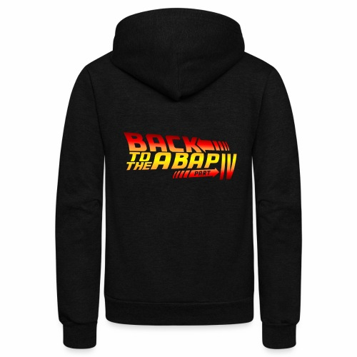 Back To The ABAP - Unisex Fleece Zip Hoodie