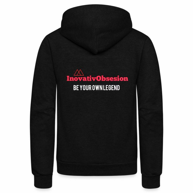 "InovativObsesion ""BE YOUR OWN LEGEND"" apparel"