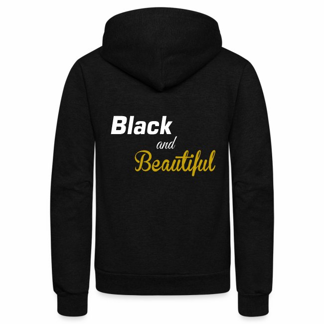Black & Beautiful Long Sleeve Shirt