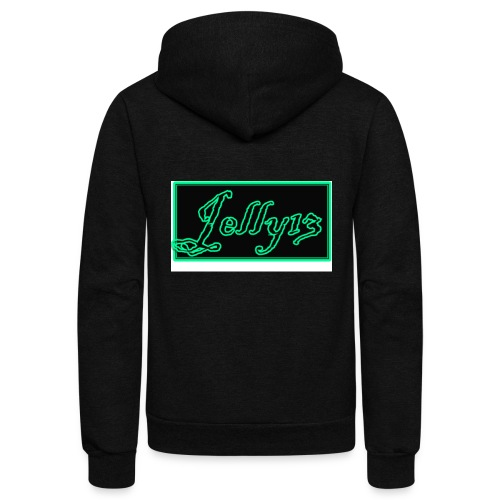 Jelly13 Name - Unisex Fleece Zip Hoodie